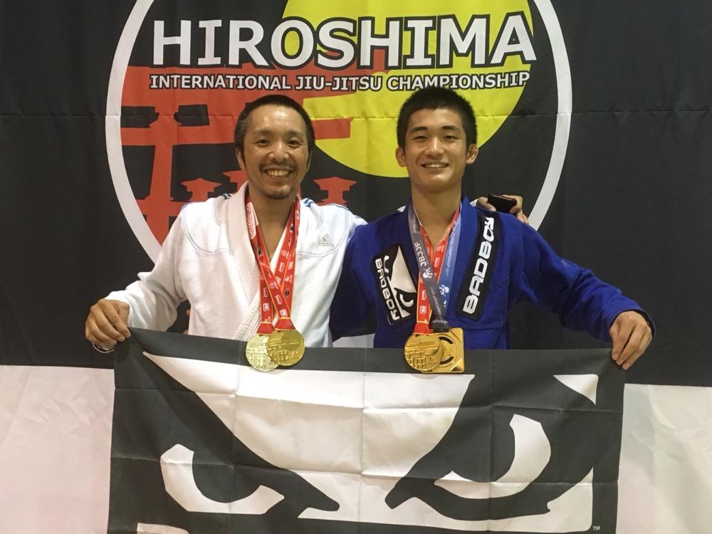 広島国際柔術選手権!