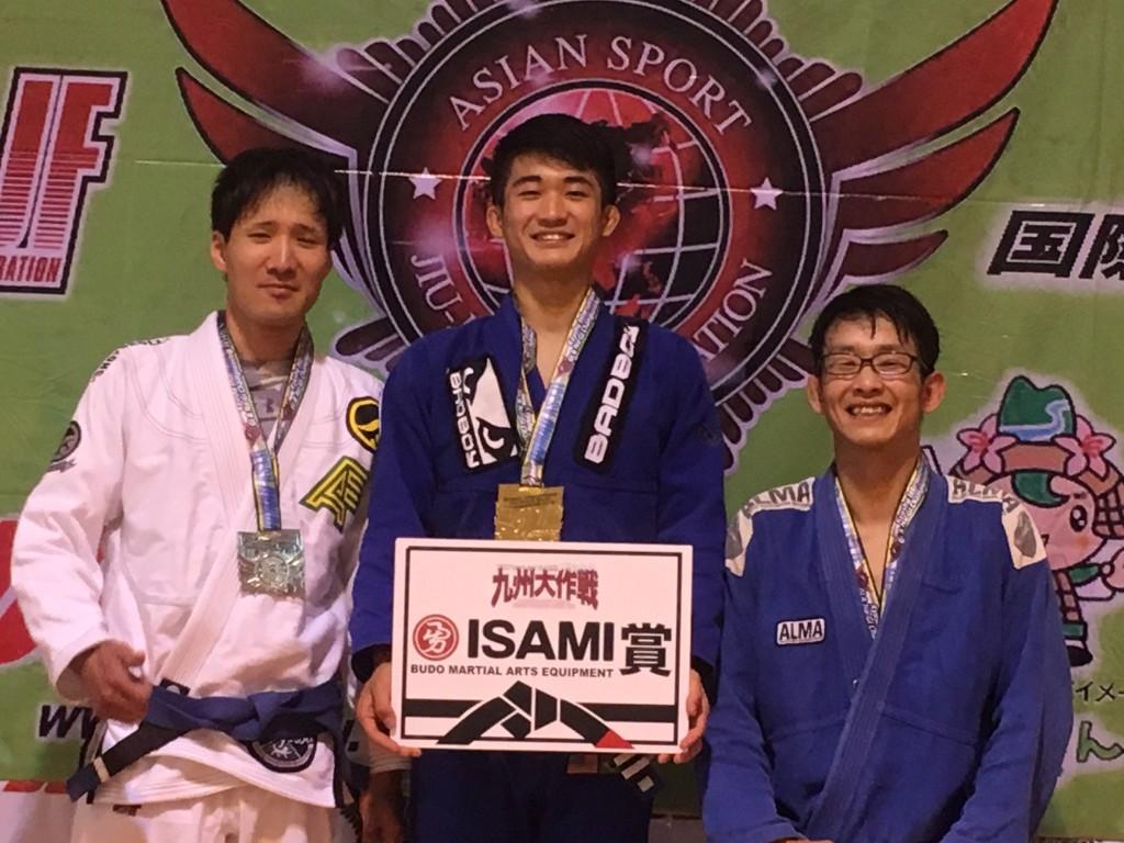ASJJF九州国際選手権