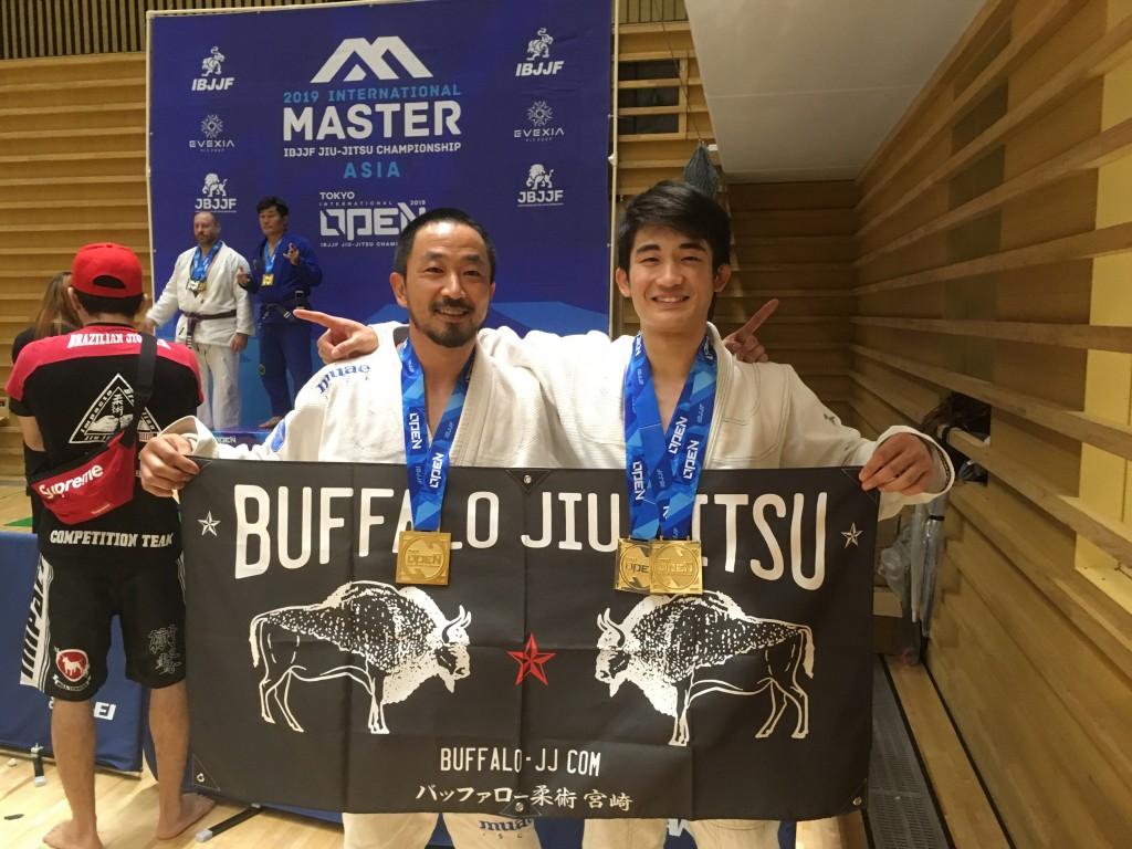TOKYO INTERNATIONAL OPEN JIU-JITSU CHAMPIONSHIP 2019